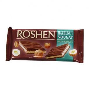 Шоколад молочний Roshen 90 г