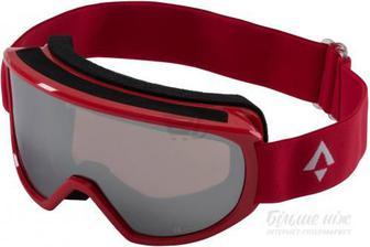 Гірськолижна маска TECNOPRO Pulse 2.0 Mirror red 270442-251