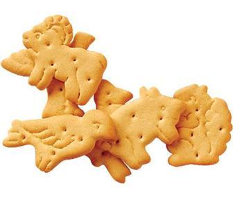 Печиво зоологічне Житомирські ласощі кг