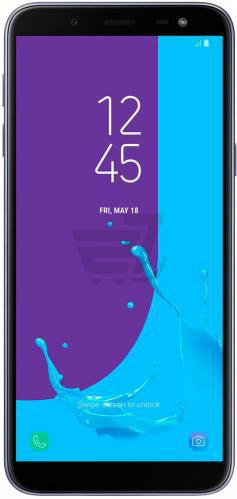 Смартфон Samsung Galaxy J6 Duos ZVD SM-J600F lavenda