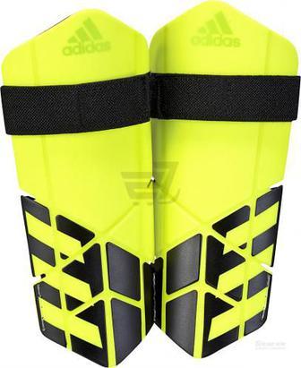 Щитки футбольні Adidas CW9719 X LITE р. L салатовий