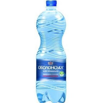 Вода минеральна, Оболонська, 2 л