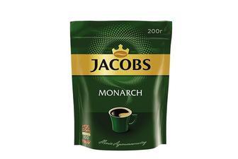Кава Monarch розчинна сублімована  Jacobs 200 г