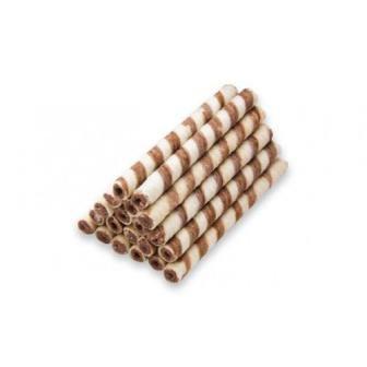 Вафельні Трубочки ХБФ з какао 100г